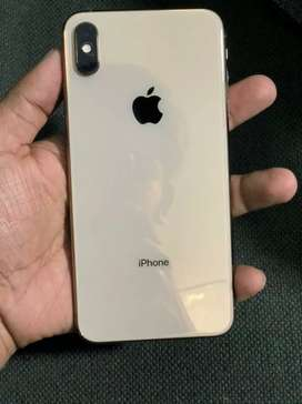 iPhone Xsmax (256GB ) PTA proved
