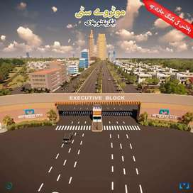 Motorway city executive block new Islamabad international airport