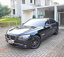 BMW 730 li Tahun 2010 / 2011 Automatic Hitam Metalik