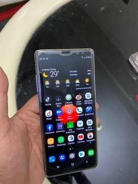 Samsung Note 8 Dotted Dual sim PTA approv