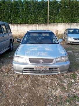 Honda City 1.5 EXi New, 1999, Petrol
