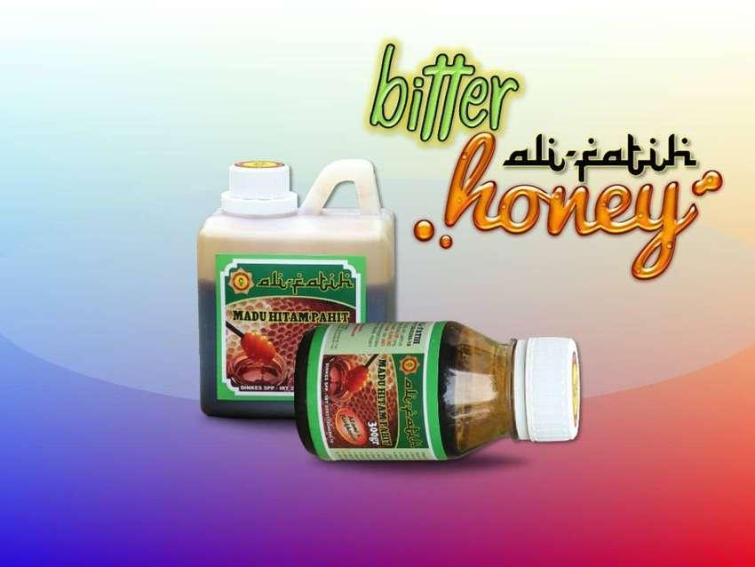 Madu Hitam Ali Fatih Herbal atasi penyakit polip dan sinusitis 0