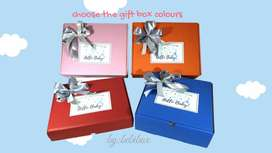 Kado kelahiran bayi baby gift box