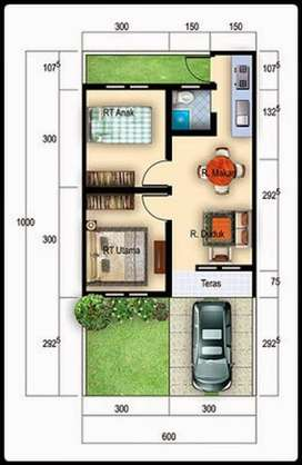 Rumah murah berkwalitas