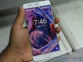 I want to sell my OnePlus 3  6gb ram 64gb rom