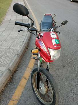 Honda Pridor 100cc for sale in Bahria Town Lahore