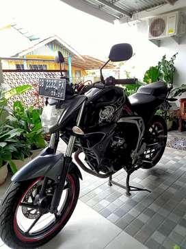 BYSON FI 150cc BLACK