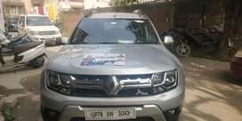 Renault Duster Top Model 2017 Diesel Well Maintained 19000 km driven