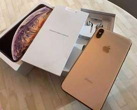 apple i phone is available in good condition with all accessories & bo