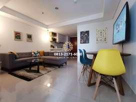 Dijual Apartemen Tamansari TERA Tipe 1BR City View Paling diminati !!