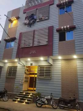 Brand new flat for sale in P.E.C.H.S block 6