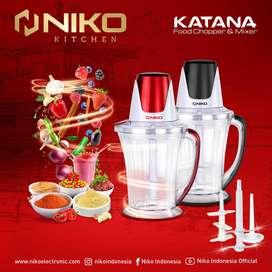 PROMO-FREE COD SEYK-FOOD CHOPPER NIKO KATANA PENGGILING DAGING