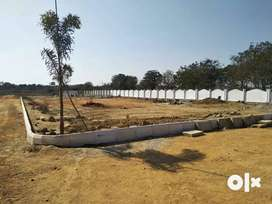 *Highway Facing% plot available/ for sale in Hyderabad