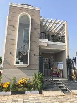 Fully independent villas