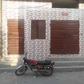 Double storey house well building