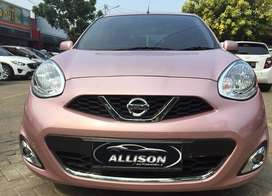 Nissan March 1.2 XS AT 2016 PINK #Top Condition#