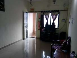 01 BHK house with three balconies on Rent