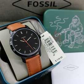 Jam tangan pria Fossil FS5305 Original Fullset