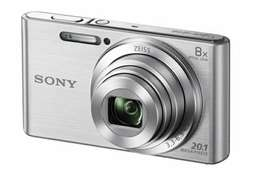 Sony DSC W830 Cyber-Shot 20.1 MP Point and Shoot Camera