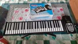 Piano Gulung - Roll Up Piano Flexible