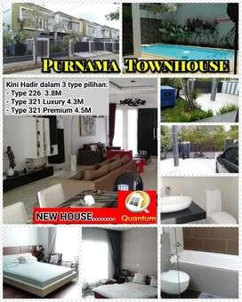 Rumah Mewah 2 lantai area Purnama
