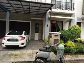 Dijual cepat rumah mewah dipasadena residence Pulo mas Jakarta timur