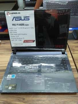 Laptop Asus PRO P1440FA-FQ3421T Core i3 10110U Terbaik di Padang