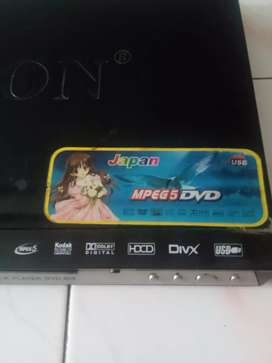 Dvd player vision normal