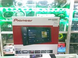 Tape Mobil. DobelDin Pioneer AVH-G225BT BLUETOOTH + Pasang