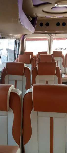 Tempo Traveller For Rent