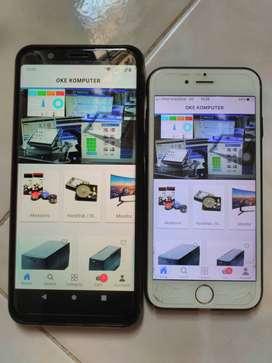 Program Aplikasi Software Kasir POS akunting desktop web android ios