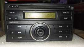 Head unit nissan grand livina