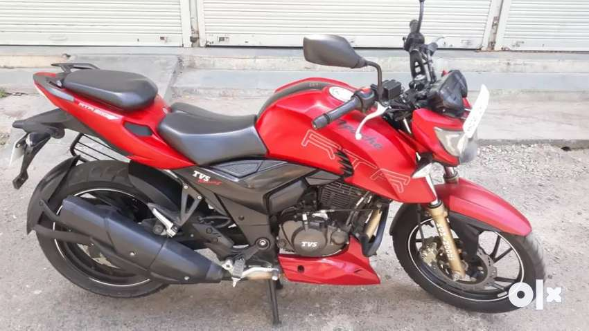 Tvs Apache Rtr 200 4v in Superb Condition