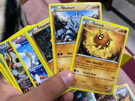 Pokemon cards trading cards