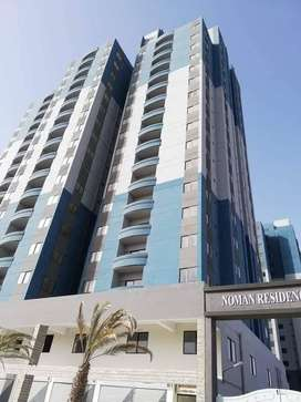 Noman Residencia Super Luxuries Flat 2 BED DD in Gulistan e Jauhar