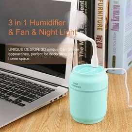 Usb Can Humidifier