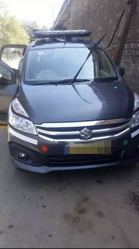 Good condition maruti ertiga 2016