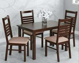 4 Seater takewood dining table