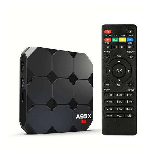 Special Sale A95X R2 4GB+32GB smart android tv box 4kUHD 0