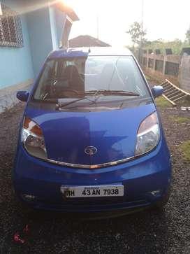 Tata Nano 2014 Petrol Good Condition