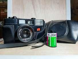 Kamera analog ricoh 35EFL