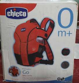 Chicco marsupio Go Carrier (used once)