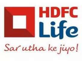Changanassery#Hdfc life#Sales manager#Degree pass