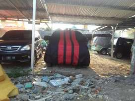 Mantel sarung selimut jas bodycover mobil