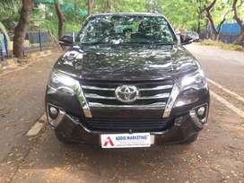 Toyota Fortuner 2.8 4X4 Automatic, 2017, LPG