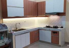 [PRODUSEN]  Kitchen - Kamar - Bawah Tangga - Rak TV Set - Interior