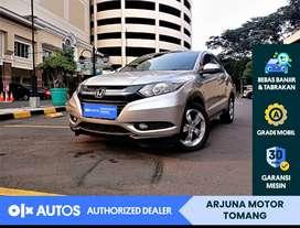 [OLX Autos] Honda HRV 2017 1.5 E A/T Bensin Silver #Arjuna Tomang