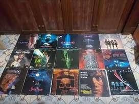 Laserdisc film-film seram