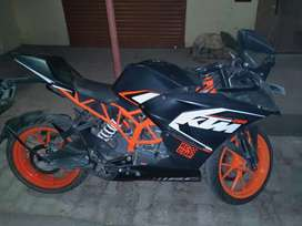 I want sell my bike with good condition less driven
