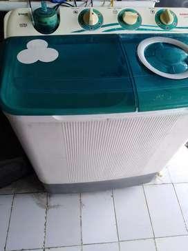 mesin cuci sanken siap pakai bergaransi